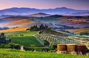 25-Красивые пейзажи. Тоскана. Италия