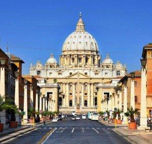 Basilica_di_San_Pietro,_Ватикан