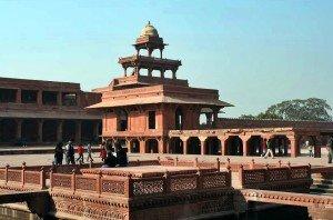 Фатихпур-Сикри,_Затерянный_город,_Индия