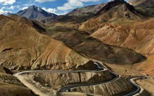 Kargil-to-Leh-highway